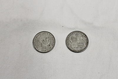 Muntstuk van 0,25 Hawaiaanse dollar