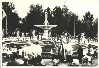 Monument ter ere van Onze-Lieve-Vrouw-Maagd-der-Armen