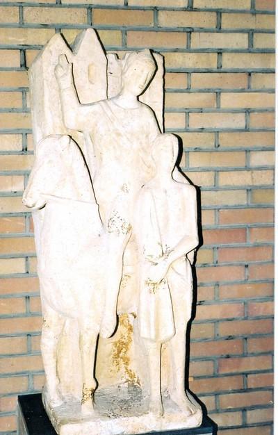 H. Martinus te paard met bedelaar