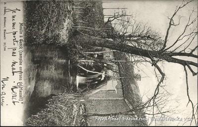 Moulin à Genck (campine environs de Hasselt)