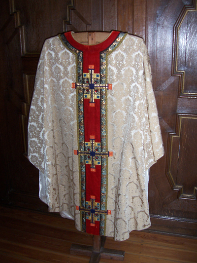 Kazuifel (gotisch model)