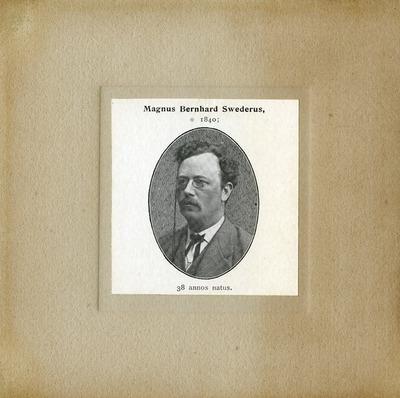 [PORTRAIT] Magnus Bernhard Swederus