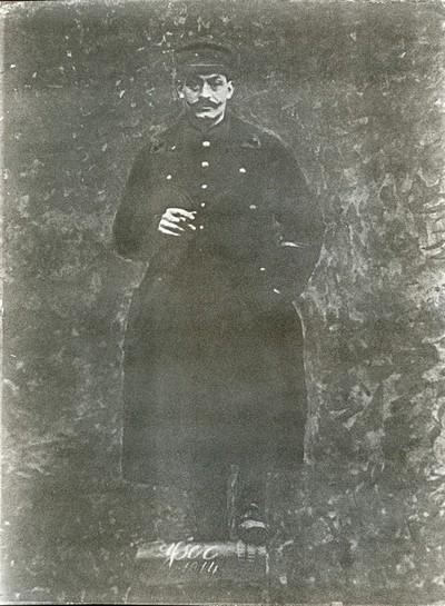 Anoniem, Yser 1914, Wereldoorlog I, foto op papier.