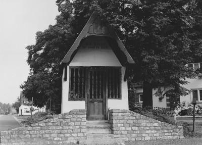 Onze-Lieve-Vrouwkapel in Vlezenbeek