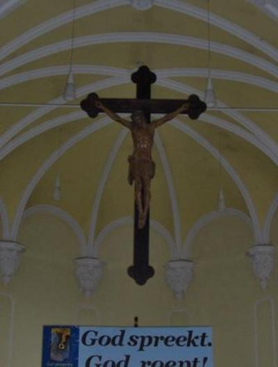 centraal kruisbeeld