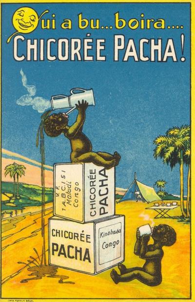 Industrie Halle (Pacha) - Qui a bu...boira.../ Chicorée Pacha !