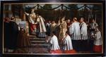 De kroningsplechtigheid van de onze-lieve-vrouw van Scherpenheuvel