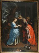Het bezoek van Maria aan haar nicht Elizabeth