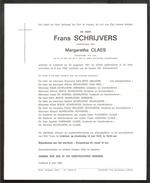 DB Schrijvers Frans