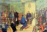 46. Troonsafstand van keizer Karel