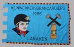 Mijnwerkers-brancardiers Lanaken