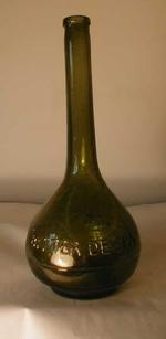 Fles 'Bitter de Spa' voor Marcette, Spa, ca. 1900-1930