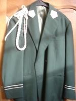 uniform van de fanfare van Zolder