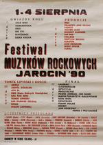 Festival Muzyków Rockowych Jarocin '90