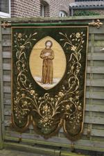 Vaandel van de Derde Orde van Sint-Franciscus
