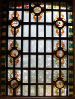 Zesdelige glasramencyclus over de wonderen van de onze-lieve-vrouw van Scherpenheuvel
