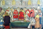 36. De Prinsbisschop van Luik verleent den vrede van Fexhe