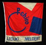 Vlag van Chiro Leouki Meldert