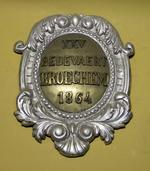 Ex voto van het onze-lieve-vrouwgenootschap van Broechem