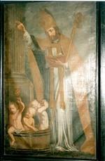 Sint-Nicolaas en kinderen
