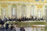 65. De ondertekening van den vrede te Versailles