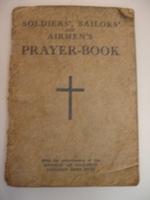 Canadees gebedenboekje voor soldaten