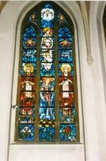 glas-in-lood (raam)