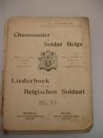 Liederboek van den Belgischen Soldaat