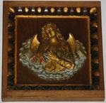 Allegorisch afbeeldingen van 4 Evangelisten