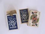 Kaartspel 'Genever Likeuren' voor stokerij Maere, Deinze, ca. 1940-1950
