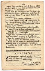 Handboek m.b.t. de Broederschap van Sint Kwinten Sint Kwinten