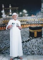 El Ayachi in Mekka