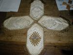 witte ciborievelum