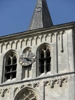 uurwerk buitenzicht oostkant toren
