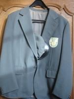 uniform van de fanfare van Zolder + pet