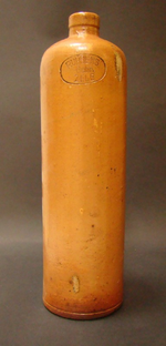 Bruine stoop voor Rubbens, Zele, ca. 1950-1960