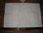 Statie 8 - Jezus troost de wenende vrouwen
