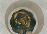 Onze-Lieve-Vrouw met kindje Jezus op de arm