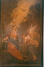 boodschap van de aartsengel Gabriël aan Maria