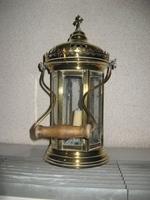 draaglamp begeleiding H. Sacrament