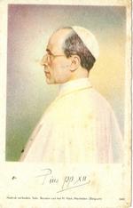 Bidprent Pius pp. XII.