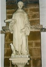 H. Benedictus van Nursia