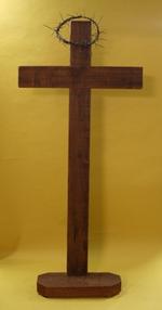 Kruis met doornenkroon