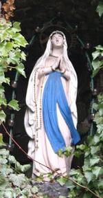 O. L. V. van Lourdes