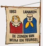 De zonen van Wuim en Teursel Lanaken 1953