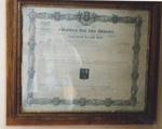 Oorkonde wapenschild Beersel