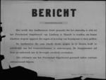 Hasselt, affiche - landbouwers dienen klachten te richten aan het gemeentebestuur.