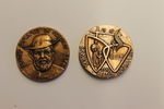 Medailles zaligverklaring Pater Damiaan (1994)