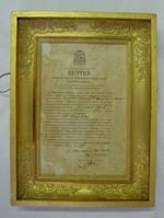 Twee handvesten van 1916 tot 1919