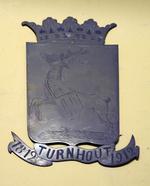 ex voto voor de honderdste verjaardag van de bedevaart van Turnhout naar Scherpenheuvel